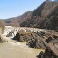 千鳥ヶ滝全景